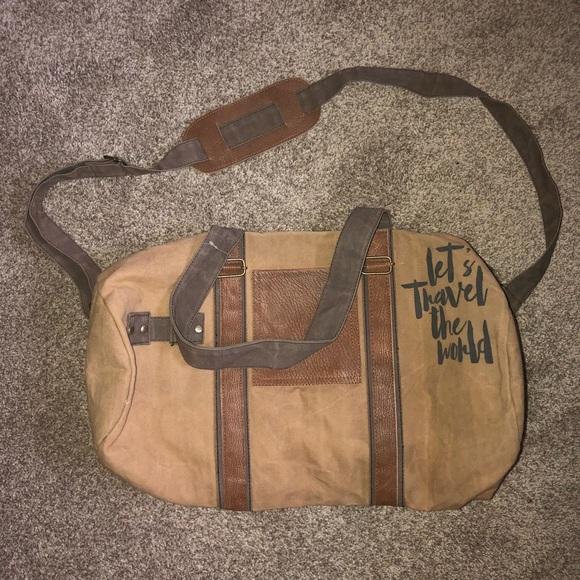 893148fea2 Handbags - Canvas duffle bag